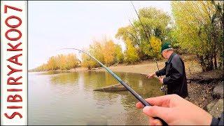 Такие рыбаки ДОСТОЙНЫ уважения! .. Рыбалка на спиннинг, ловля щуки на береговой джиг