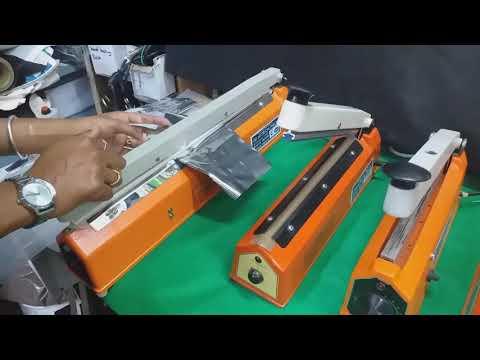 8 Inch Hand Sealing Machine
