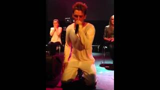 Aaron Carter I'm all about You at Gramercy