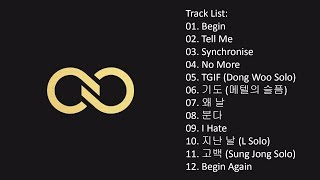 Infinite&Inspirit, [Full Album] INFINITE – TOP SEED (Album)
