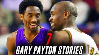 7 Insane Gary Payton Trash Talk Stories - Sit Down You Smurf!! - dooclip.me