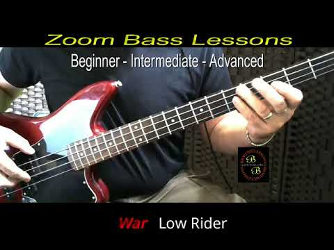 Learn how to play old school rock bass grooves!