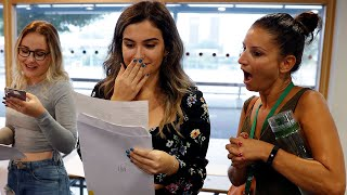 video: Almost 40 per cent of A-level results downgraded as Government under pressure to U-turn