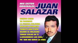 Juan Salazar - Mis Exitos Originales Vol. 2 (Disco Completo)