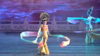 201106陜西西安 大唐芙蓉園 夢回大唐1 盛唐歌舞文化 詩樂歌舞劇 鳳鳴九天劇場