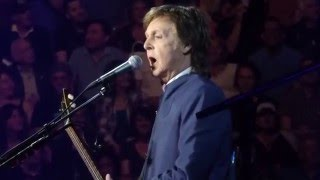 Paul McCartney - In Spite Of All The Danger [Live at Rogers Arena, Vancouver, BC - 19-04-2016]