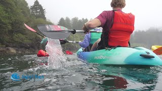 Oregon Coast Guided Kayak Tours