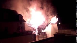 Incendie Hermanville