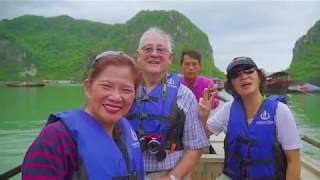 Beautiful Halong Bay Cruise (2 days - 1 night)