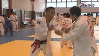 メダルラッシュが続く〝柔道日本代表〟のトレーニング