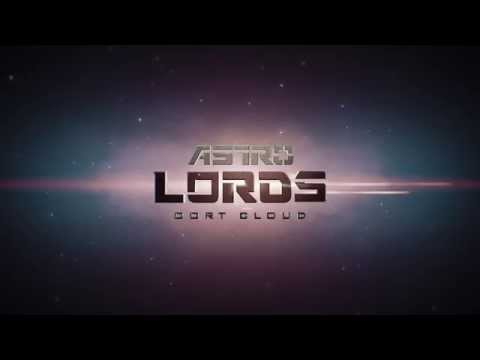 Astro Lords: Oort Cloud - MOBA: Two Stations 25 Key GLOBAL - video trailer
