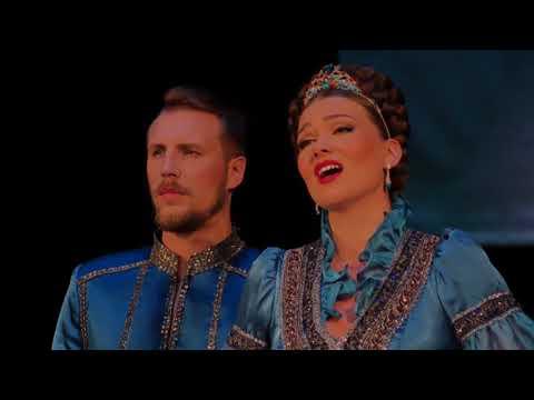 Государственный Академический Сибирский русский народный хор Тонкая рябина