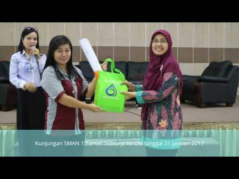 Kunjungan SMAN 1 Taman Sidoarjo – 2016