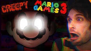 Creepy Mario Games 3 - SpaceHamster