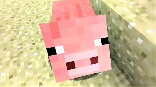 Minecraft Song and Minecraft Animation 'Little Piggy' Minecraft Song by Minecraft Jams