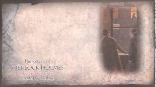 サウンド・ミステリーシャーロック・ホームズ「空き家の冒険」