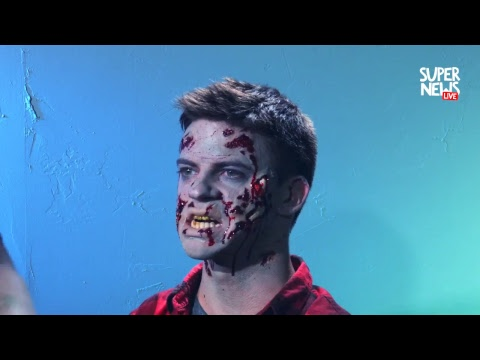 Super News Live: Becoming A Zombie