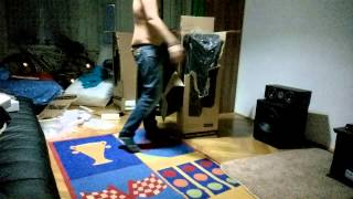 Home theater unboxing: Magnat Monitor Supreme 2000 x2, Monitor Supreme Center 250 1x