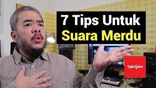 7 Tips Untuk Suara Merdu