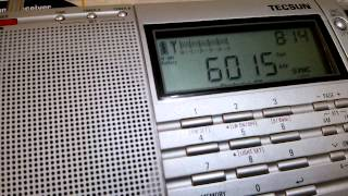 preview picture of video 'KBS Hanminjok Bangsong 1 (Hwaseong, South Korea) - No jamming! - 6015 kHz'