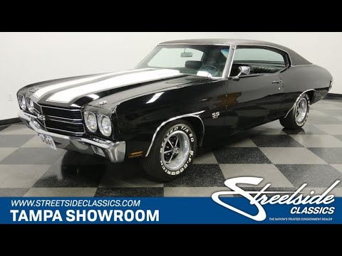 1970 Chevrolet Chevelle (CC-1433114) for sale in Lutz, Florida