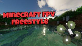 Minecraft FPV Freestyle ????????????