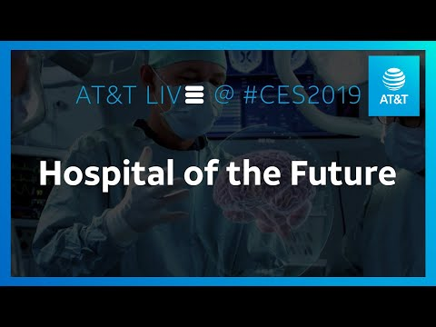 Powering the Hospital of the Future | AT&T-YoutubeVideoText