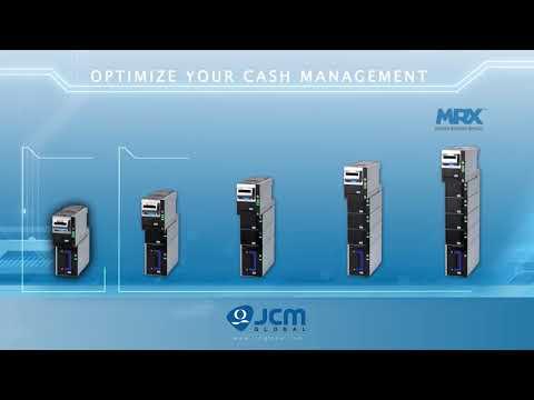 MRX - Modular Banknote Recycler