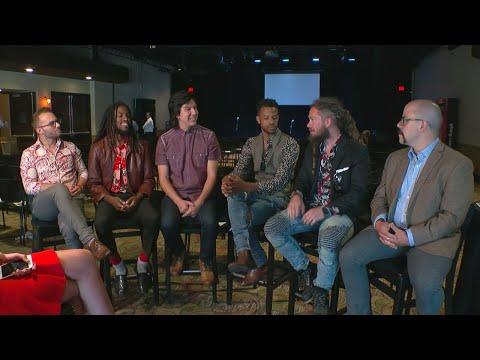 TV interview on WCCO - CBS Minnesota.