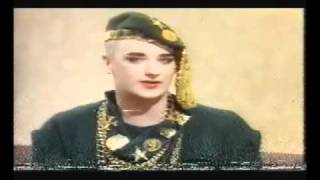 Boy George 'To Be Reborn' on Wogan 1987 plus interview