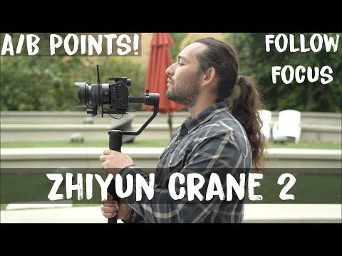 How to add a follow focus to Zhiyun Crane 2 Gimbal