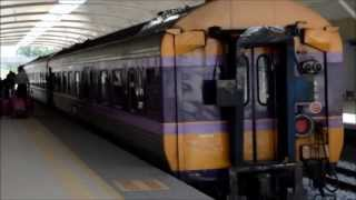 preview picture of video '12/7/2013 KTM KM 33.5 Sungai Petani Station'