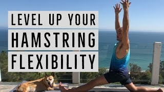 Top Tips For Mad Hamstring Gains (Especially in Yoga Class)