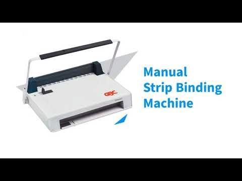 GBC Sure Bind System 1 Binder