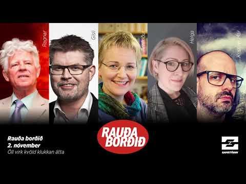 Rauða borðið: Stjórnarskrármálið