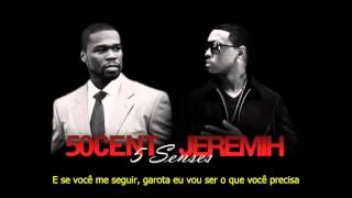 Jeremih Feat 50 Cent - Waiter/The 5 Senses - All About You (2010)  ( Legendado / Traduzido )