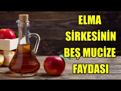 Elma Sirkesinin Beş Mucize Faydası
