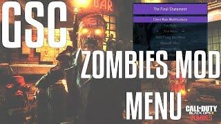 black ops 2 zombies mod menu pc no gsc - TH-Clip