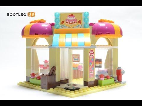 notice de montage lego friends 41006. Black Bedroom Furniture Sets. Home Design Ideas