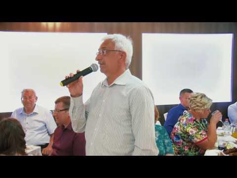 Tост на свадьбу своими словами & С ПРАЗДНИКОМ -  видео поздравление