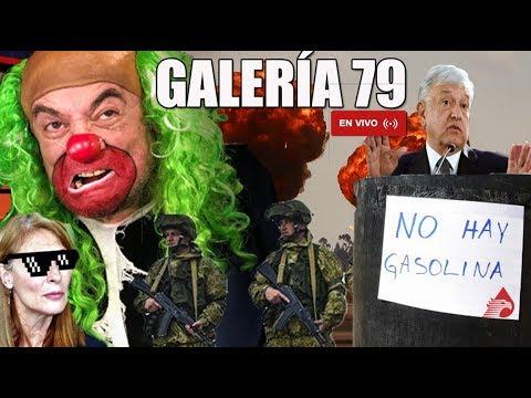 GALERÍA #79: CONSECUENCIAS DE UNA MALA ESTRATEGIA VS EL HUACHICOL   LOS GÓBERS Y LA GUARDIA NACIONAL