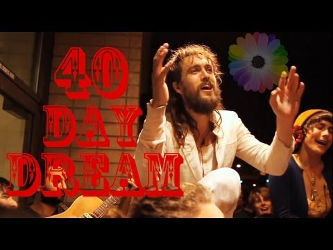 Home and 40 day dream live