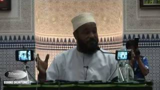 Taking non muslims into the masjid...FUNNY Dr. Bilal Philips...