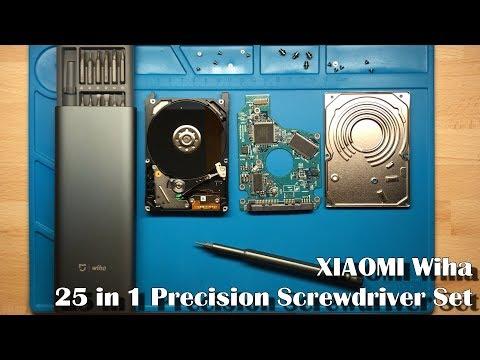 XIAOMI Wiha 25 in 1 Precision Screwdriver Set from banggood.com