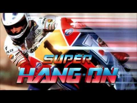 Super Hang-On Amiga