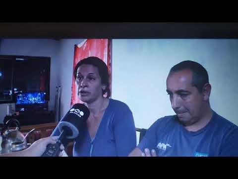 Los padres del joven que golpeó a otro arriba de un micro pidieron disculpas y entregaron a su hijo a la Justicia
