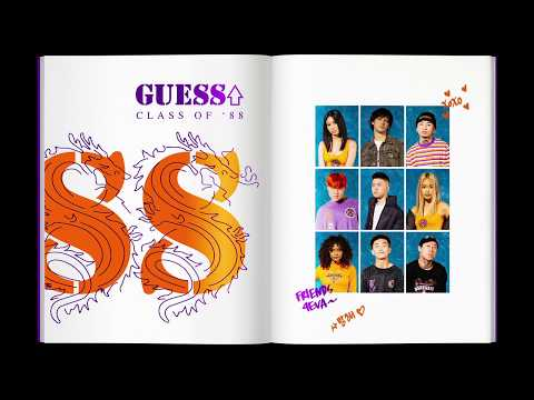 CLASS OF 88 ✨OUR YEARBOOK✨