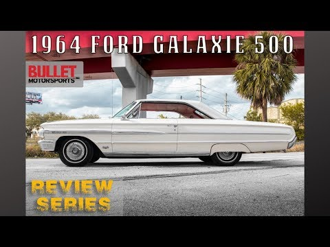 Video of '64 Galaxie 500 - PIJF