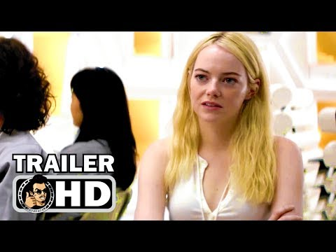 Maniac Trailer Starring Emma Stone and Jonah Hill