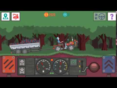 Best Trucker Lite is a new game to take iron ore to a steel mill
